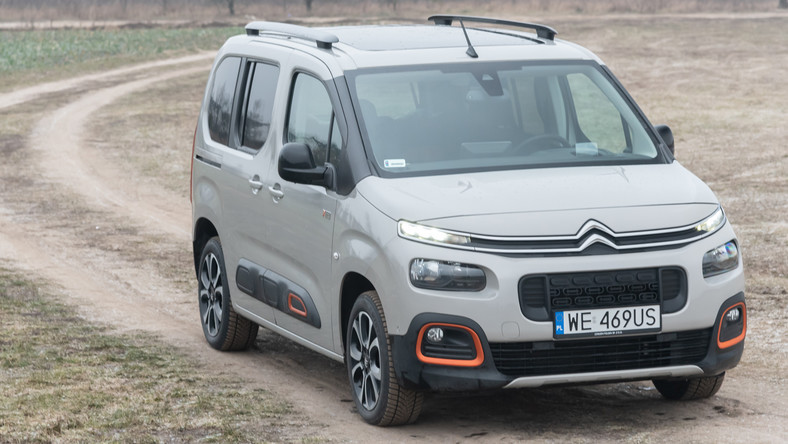 Citroën Berlingo M BlueHDi 130 Shine | TEST