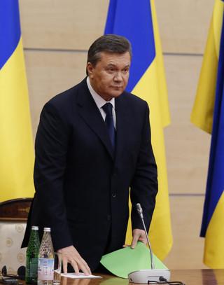 Szwajcaria zamraża kolejne konta ludziom Janukowycza