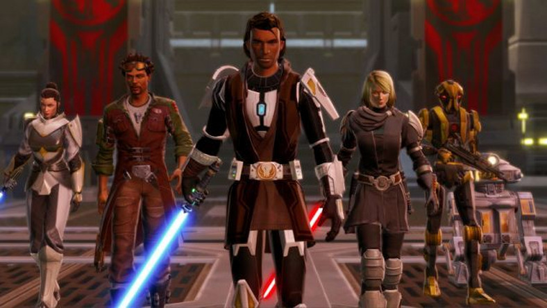Recenzja Star Wars: The Old Republic - Knights of the Fallen Empire