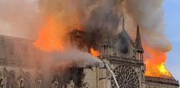 Pożar katedry Notre Dame. Prokuratura przesłuchała robotników