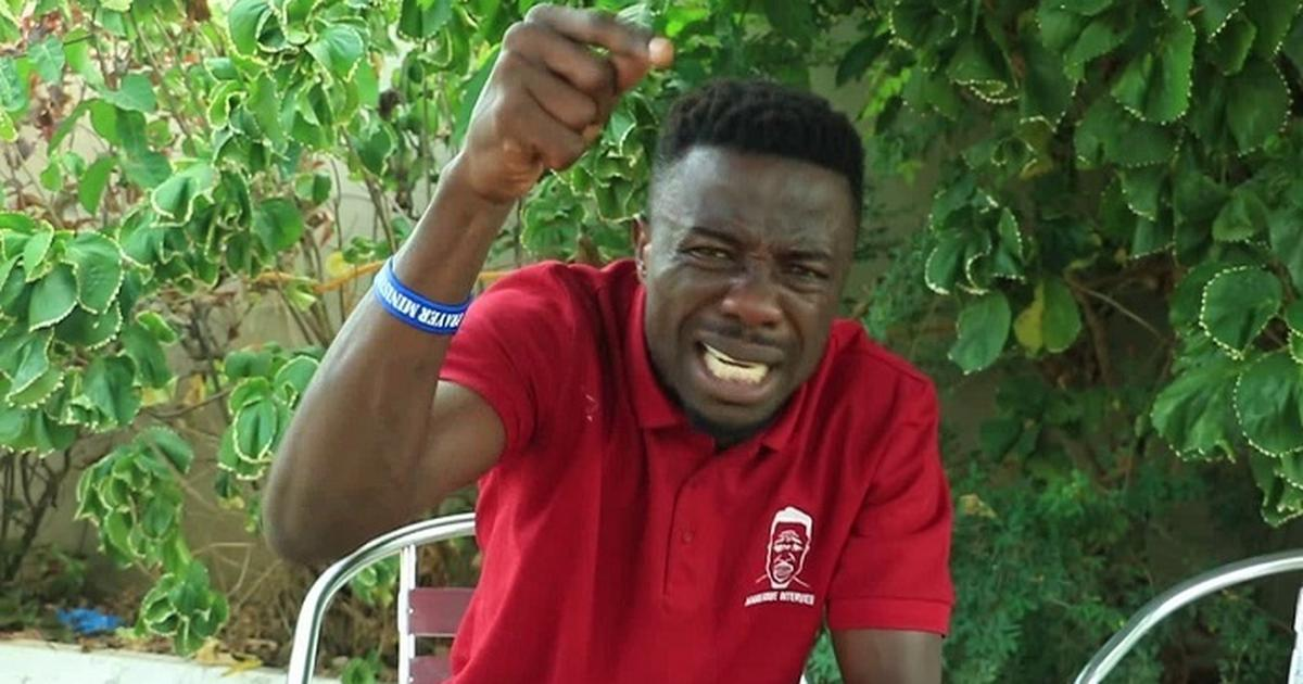 Kwaku Manu confirms divorce; slams blogger over twisting his words about the cause (VIDEO)