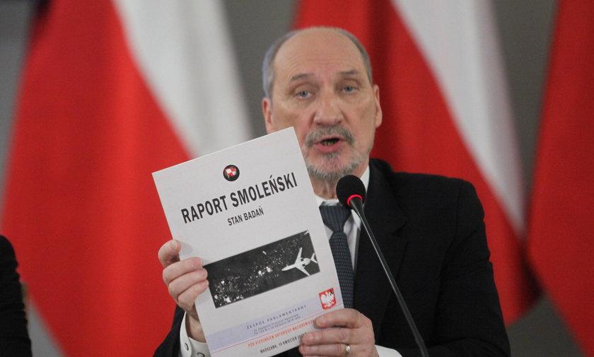 Raport Macierewicz