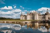 Šambor zamak, Francuska