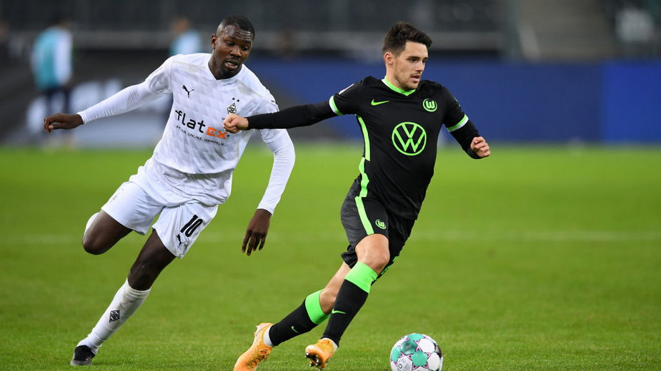 Borussia Moenchegladbach - VfL Wolfsburg