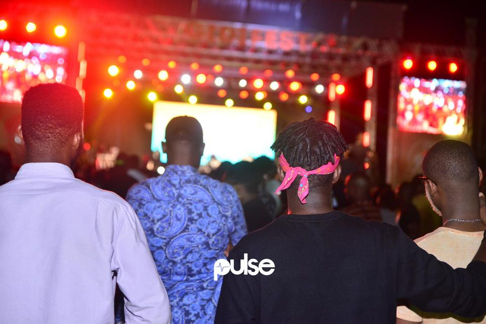 Guests at Gidifest 2019