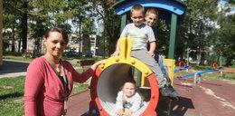 Dzieci mają ogród jordanowski