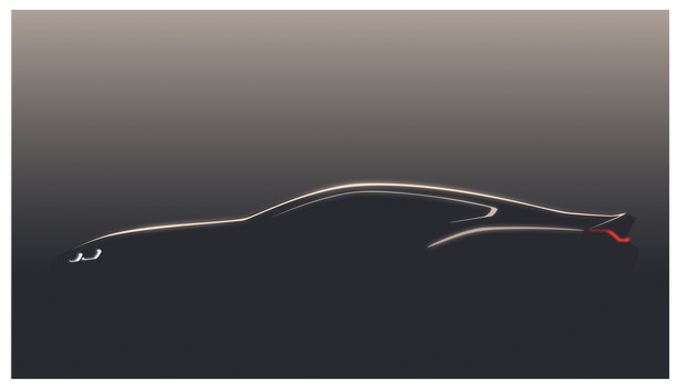 BMW coupe concept serii 8