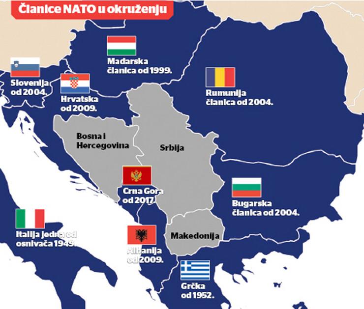 NATO članice Europe