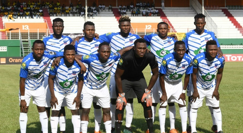 Lobi Stars lose 0-3 to Mamelodi Sundowns in final away group game of CAF Champions League