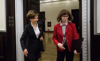 Jak PIP kręci w sprawie minister pracy? Potwierdzamy, że Marlena Maląg naruszyła kodeks pracy