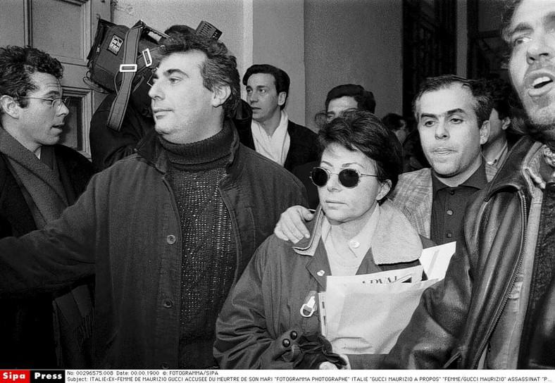 Patrizia Reggiani in 1994.