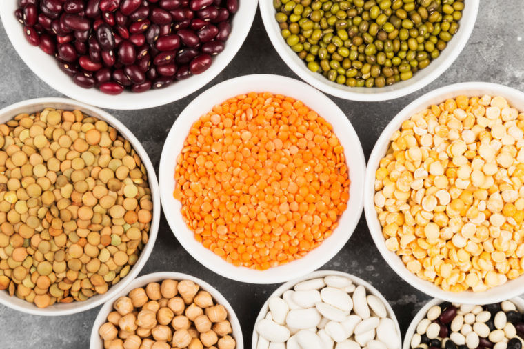 Beans are excellent sources of protein [thehealthy]