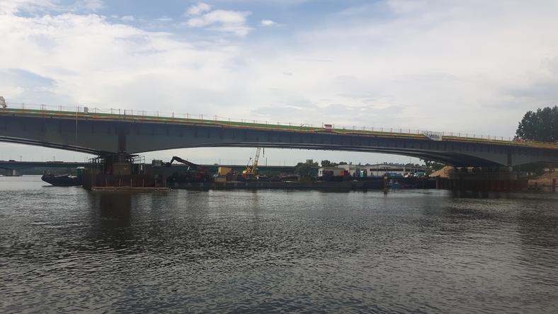 Most Cłowy w Szczecinie