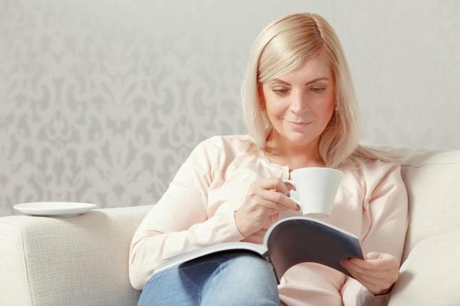 Knjige su antistres terapija