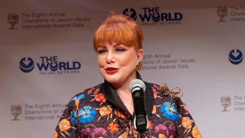 <p>Georgette Mosbacher</p>
