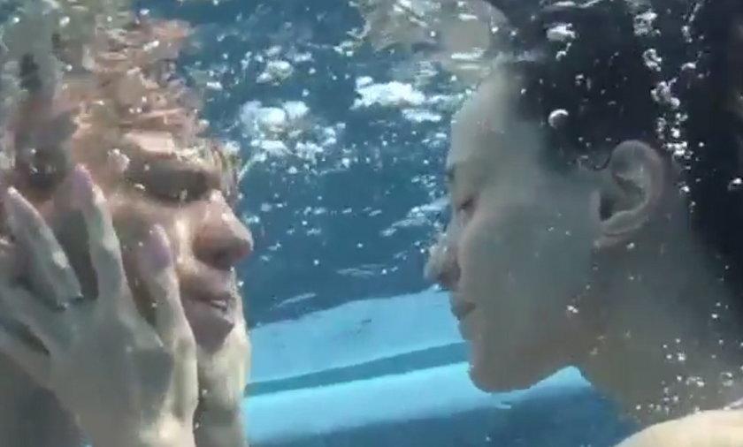 Marina i Wojtek Szczęsny