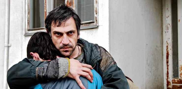 """Goran Bogdan u glavnoj ulozi u filmu """"Otac"""" Srdana Golubovića"""