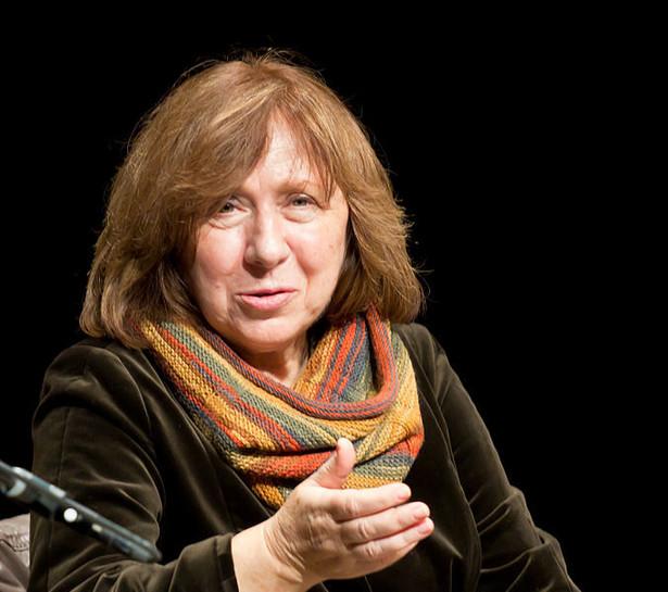 112. w historii laureatką literackiego Nobla została Białorusinka Swiatłana Aleksijewicz, fot. Wikipedia/Elke Wetzig/cc-by-sa 3.0