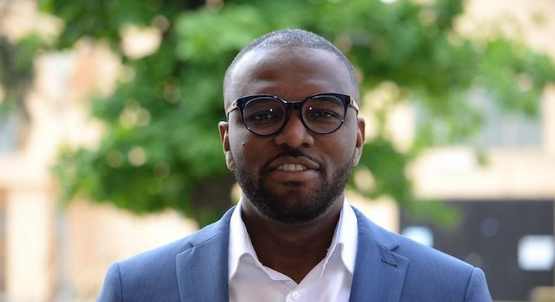 Gabriel Opoku-Asare is Diageo's Head of Society (Sustainability and Responsibility) – Africa Region