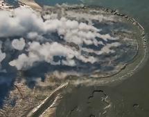 BI: Ten wulkan od kilkunastu lat wyrzuca gorące błoto