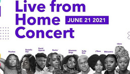 Khemmiesings, J'Dees, Idono, others deliver stellar performances at the MTN Live from Home Concert