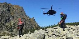 Tragedia w słowackich Tatrach. Nie żyje 39-letni Polak
