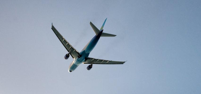 Towarowy boeing 737 spadł do wody na Hawajach