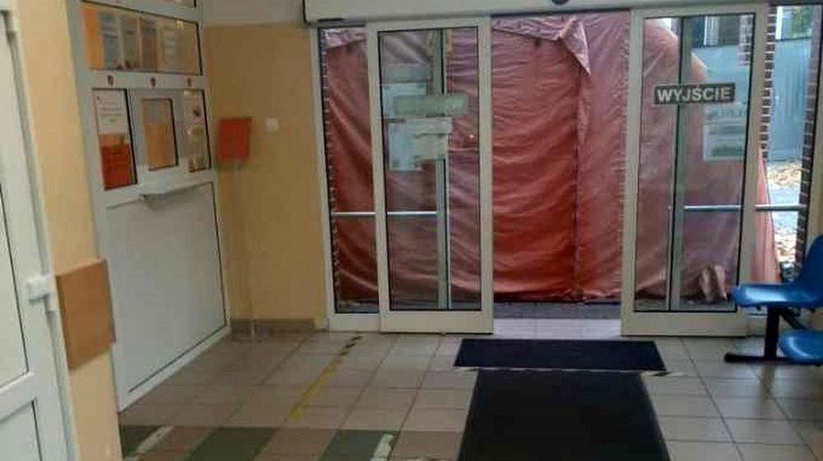 W Szpitalu Powiatowym w Gryfinie zawieszono działalność kilku oddziałów.