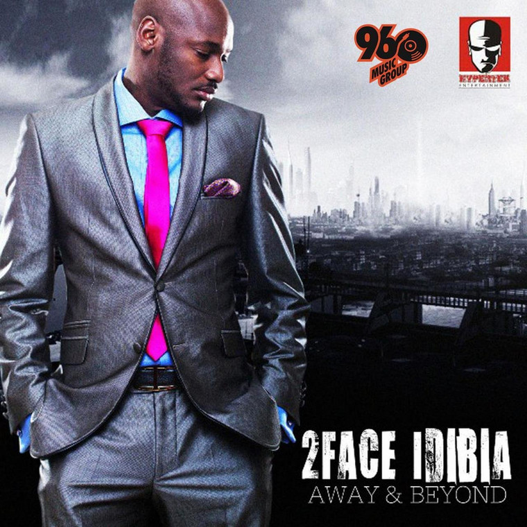 2face Idibia Away and Beyond album [SeekHype]