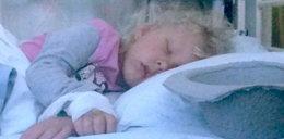 6-latka zachorowała na ospę, miała już nigdy nie chodzić