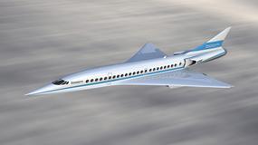 Boom XB-1 – następca Concorde'a, który w 3,5 godziny przeleci trasę z Londynu do Nowego Jorku