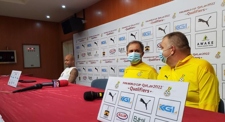 Milovan Rajevac was right to bench me – Andre Ayew