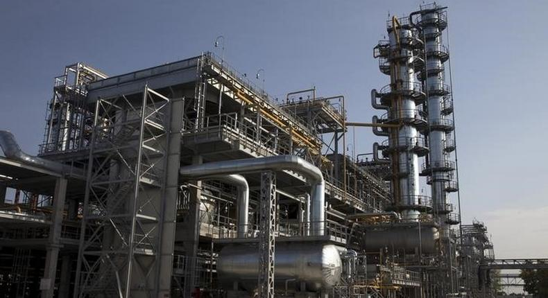 Nigeria's Oando plans $350 mln gas processing plant