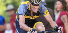 Szokujące wyznanie Armstronga. Wiadomo, od kiedy zaczął stosować doping