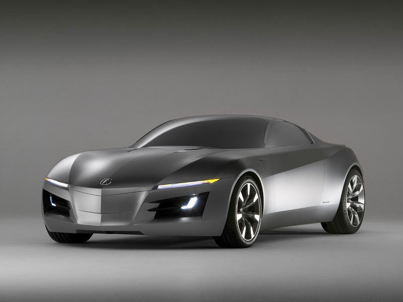 Detroit 2007: Acura Advanced Sports Car Concept – NSX coraz bliżej