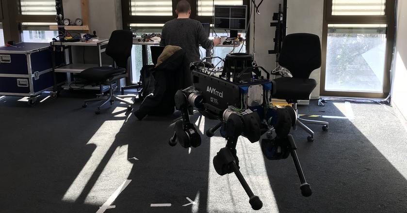 Anymal, robot do zadań specjalnych