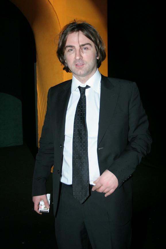 Željko Mitrović, vlasnik RTV