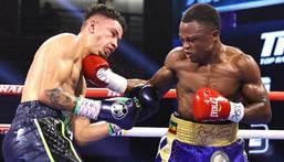 Isaac Dogboe: Ghanaian boxer defeats Adam Lopez by majority decision (Video)