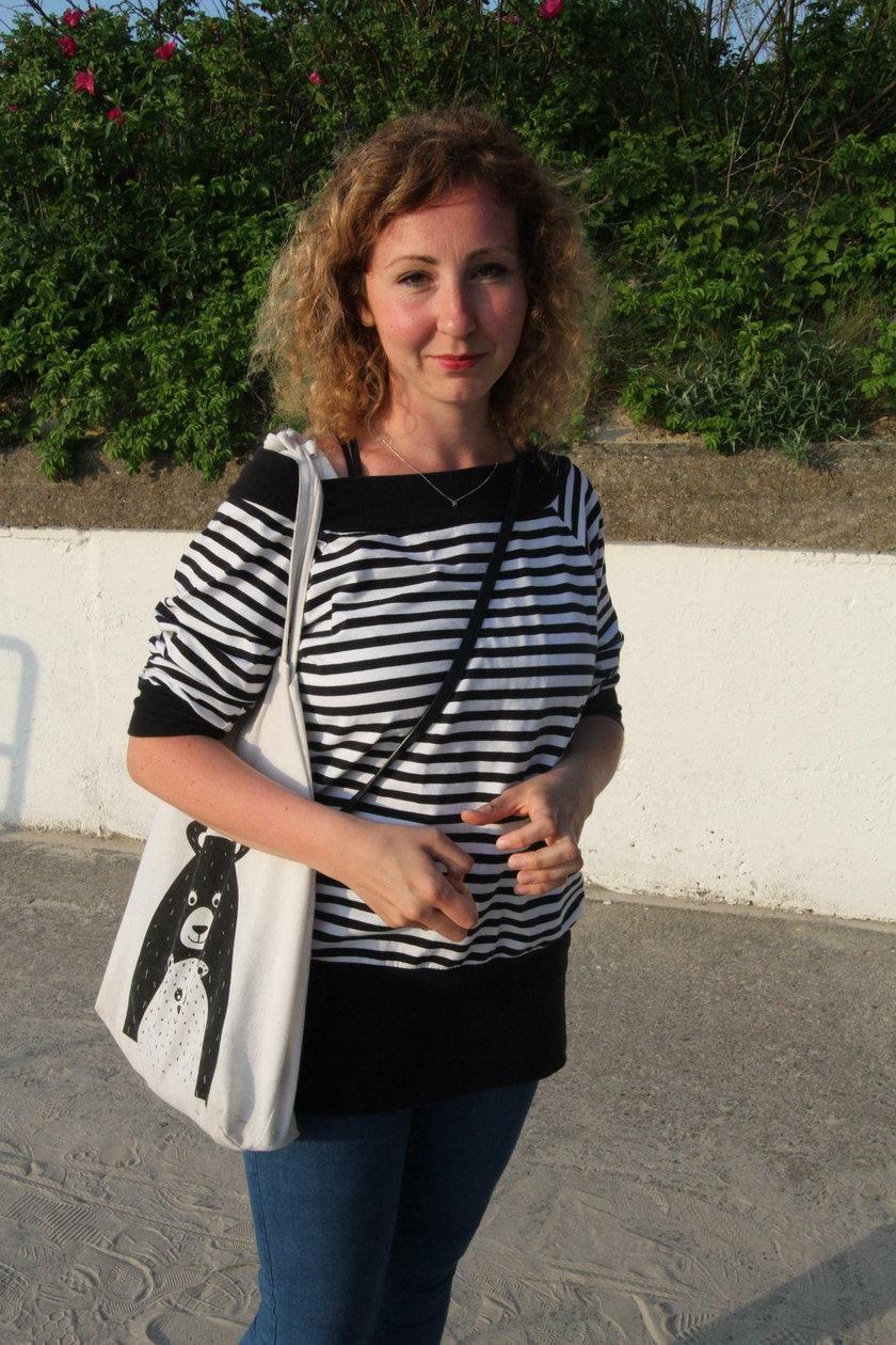 Eliza Włoszyńska z Poznania