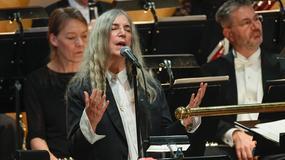 Patti Smith śpiewa dla Noblistów