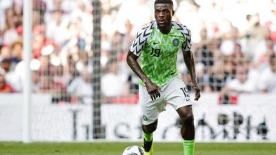 Nigerian midfielder John Ogu gives insight on the personalities of some of his Super Eagles teammates