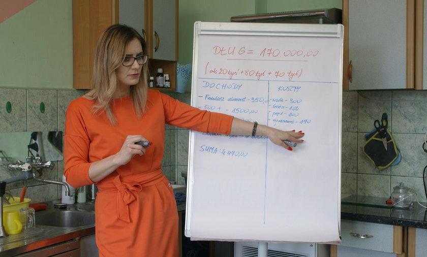 """W ósmym odcinku programu """"Wolni od długów"""" bohaterami będzie młode małżeństwo z Izabelina"""