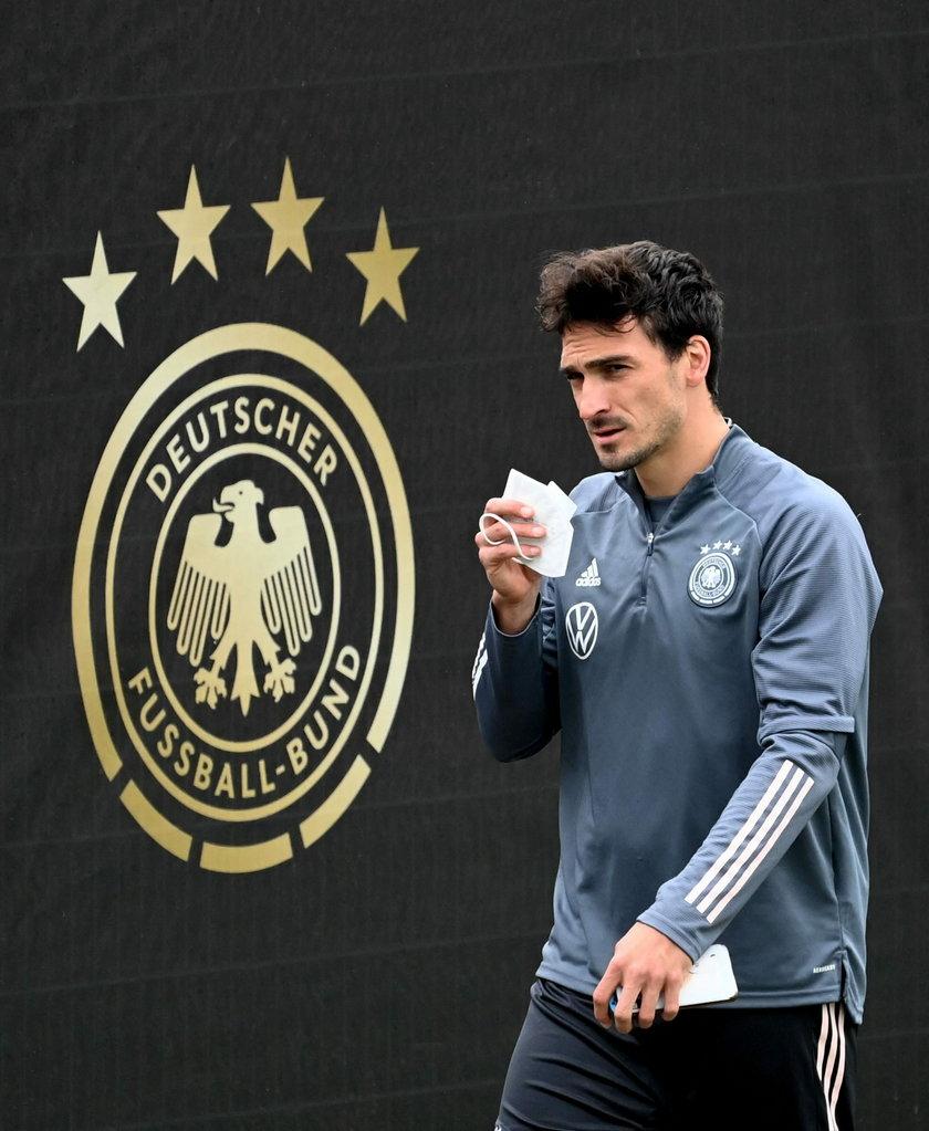 Mats Hummels (33 l.) w przeszłości był uznany za jednego z winowajców słabej postawy kadry Niemiec.