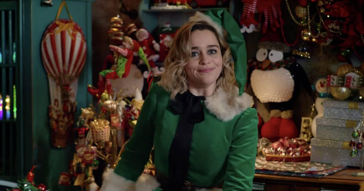 """Der Trailer zu """"Last Christmas"""" mit """"Game of Thrones""""-Star Emilia Clarke ist da!"""