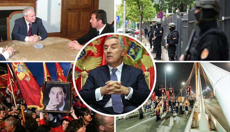 milo kombo RAS EPA Boris Pejovic, Srdjan Suki, Tanjug Predsednistvo crne gore, Anadolija Milos Vujovic Profimedia