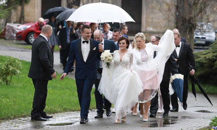 Ślub Grzegorza i Anny