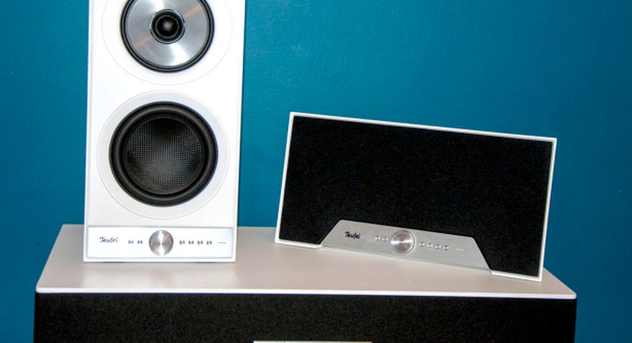 Teufel Raumfeld im Test: Satter Multiroom-Sound