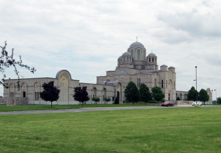 Saint Sava Serbian Orthodox Church (Merrillville, Indiana)