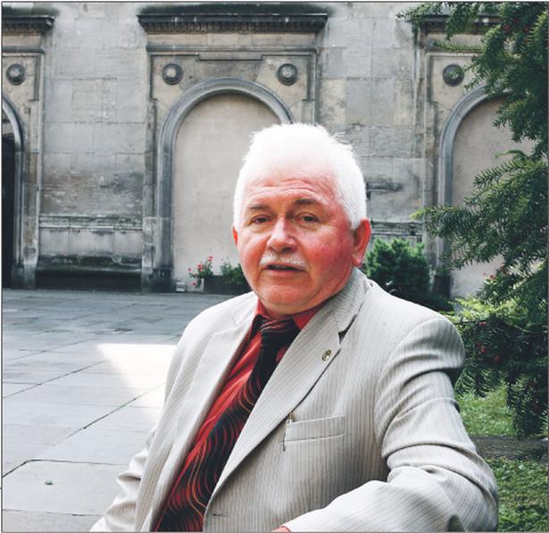 Prof. Marek Mrówczyński, dyrektor Państwowego Instytutu Badawczego Instytut Ochrony Roślin w Poznaniu Fot. Wojciech Górski