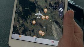 Dzięki tej aplikacji będziesz dokładnie wiedział, co jest za oknem samolotu